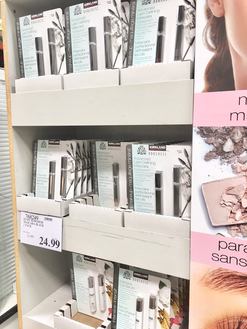 beauty brands at costco