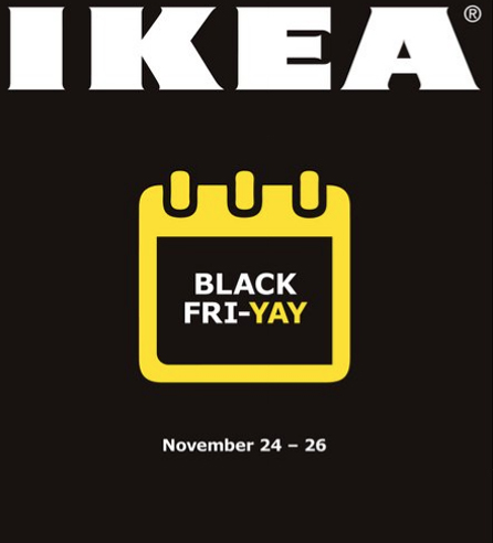 Ikea Is Giving Away Free Breakfast On Black Friday