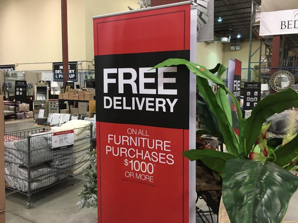 National Warehouse Furniture Sales