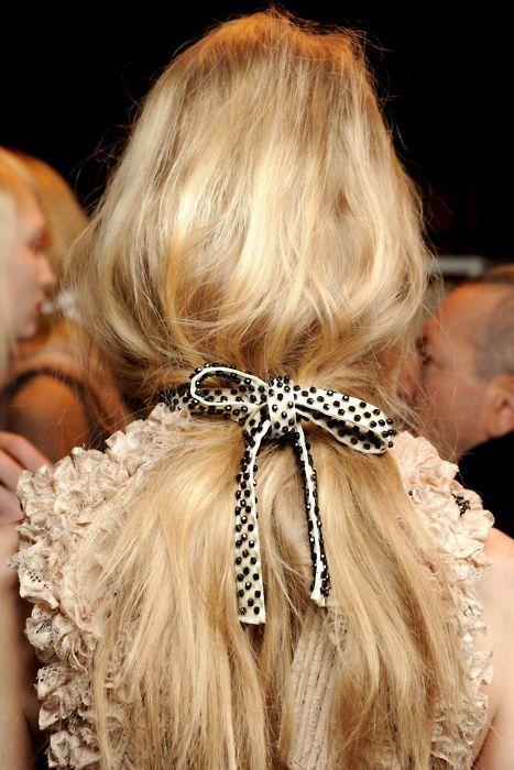 Hair Trends Ribbon Report