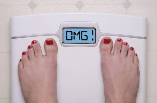No scales!