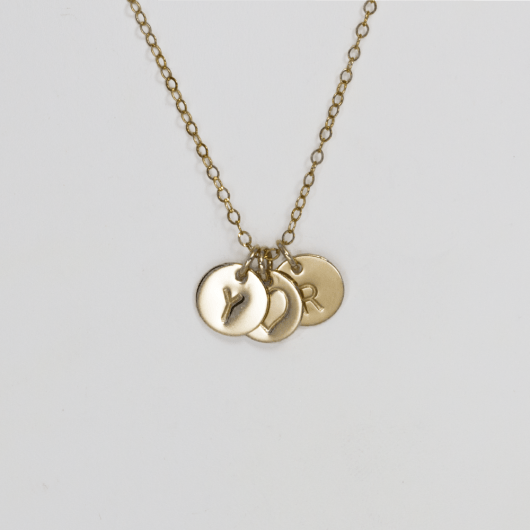 You and Me wit Love Pendant