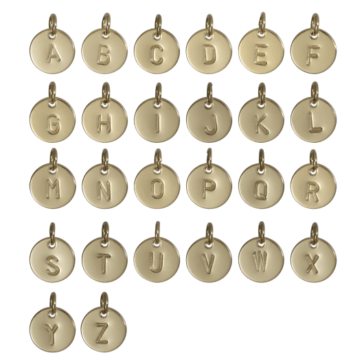 AZ-Pendant Gold