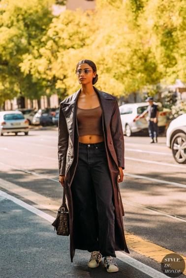 Milan SS 2021 Street Style: Imaan Hammam - STYLE DU MONDE | Street Style  Street Fashion Photos
