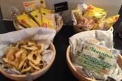 Für den kleinen Hunger zwischendurch: GF Snacks