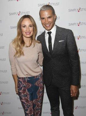 Catt Dadler and Jay Manuel