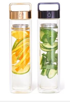 Drop Infused Water Bottle, $40 (click to shop)