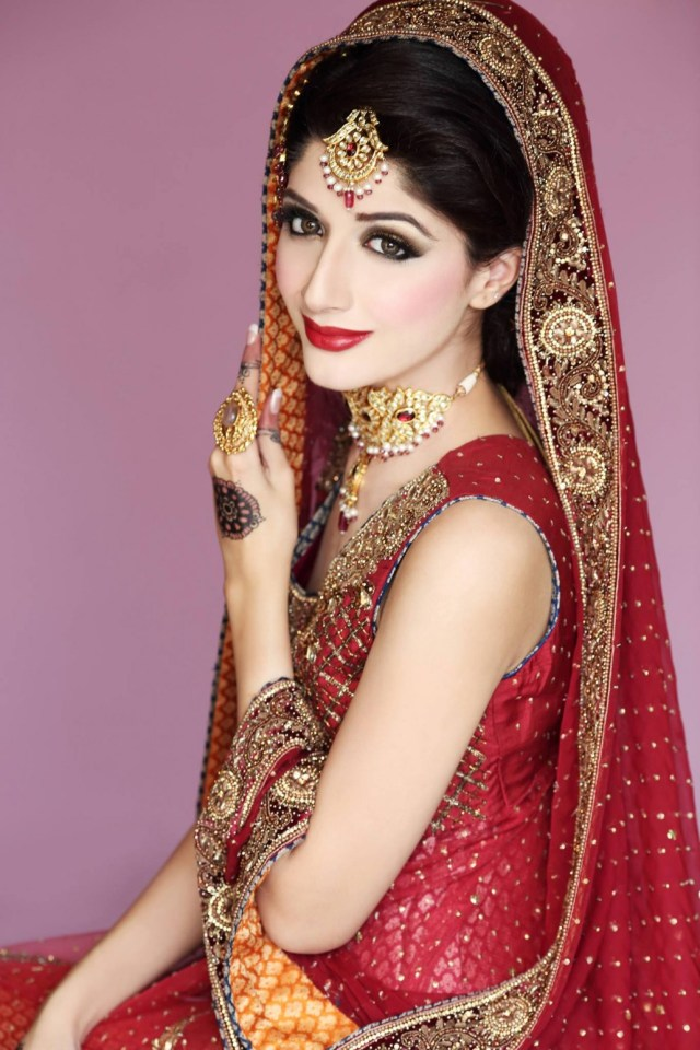 pakistani bridal makeup for wedding 2019 - styleglow