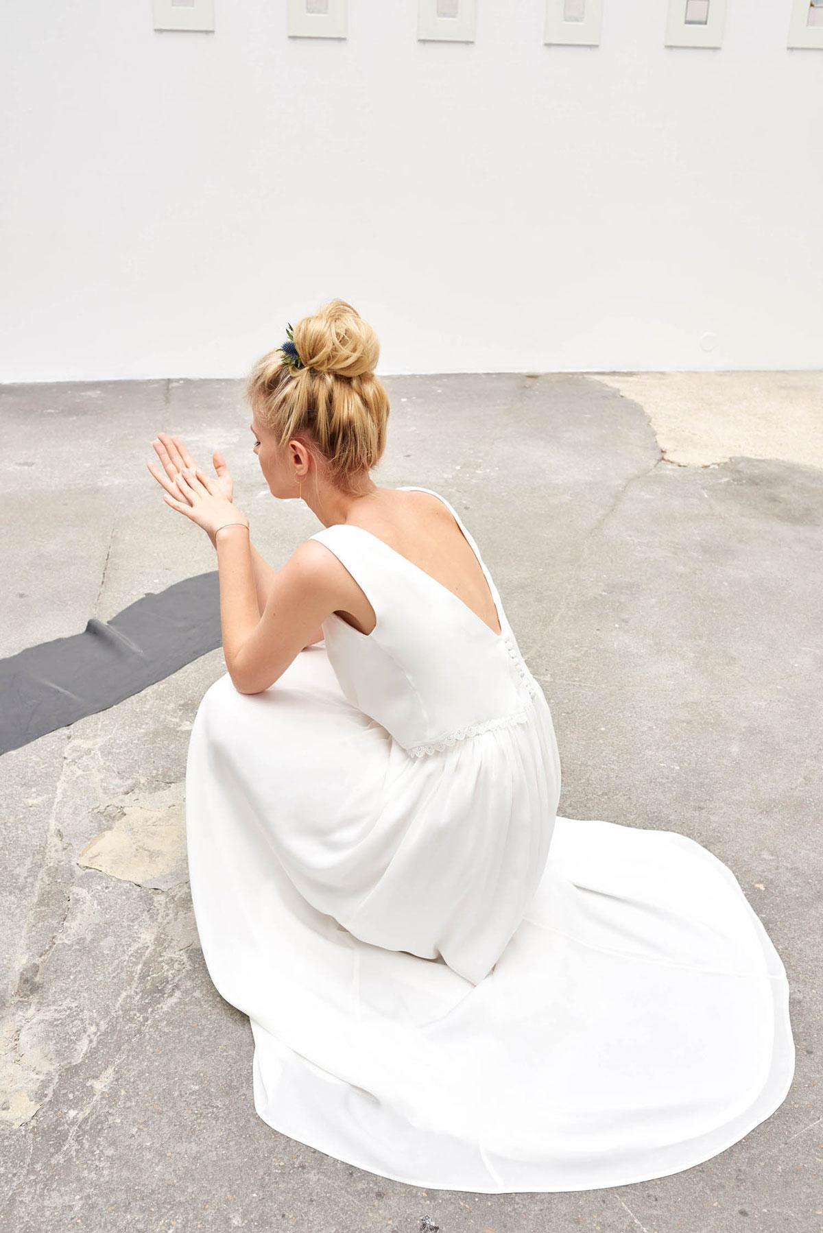 oh là là Brautmode aus Paris: Camille Marguet