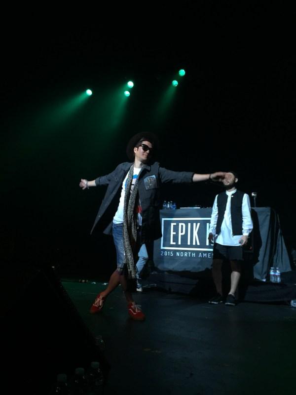 Epik High.