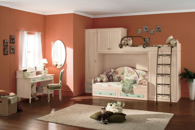 Rooms with Bunk Beds