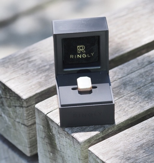 picture of ringly ring