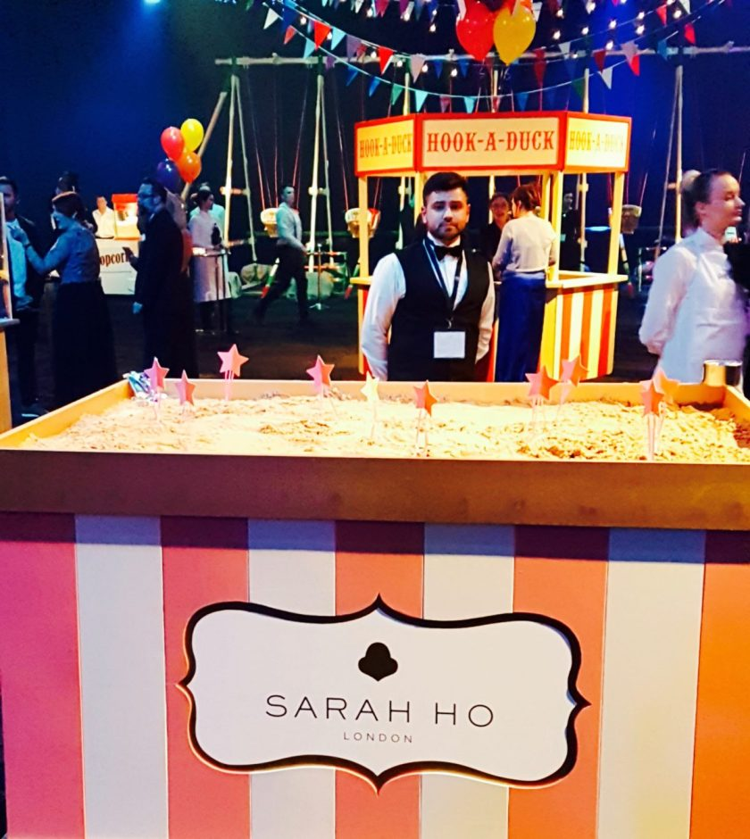 sarah ho