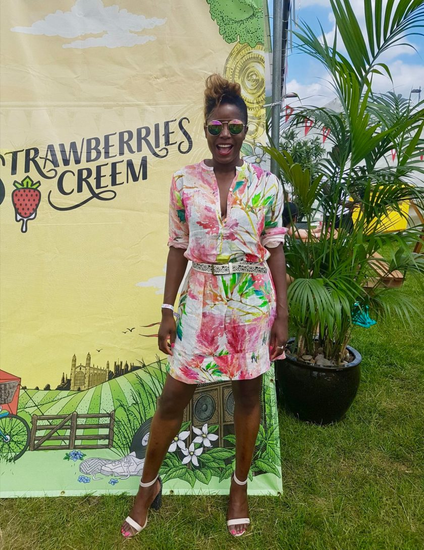 nologo chic - Strawberries & Creem Festival