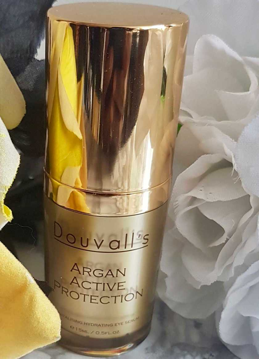 Douvall's Argan Active Protection Revitalising Hydrating Eye Serum