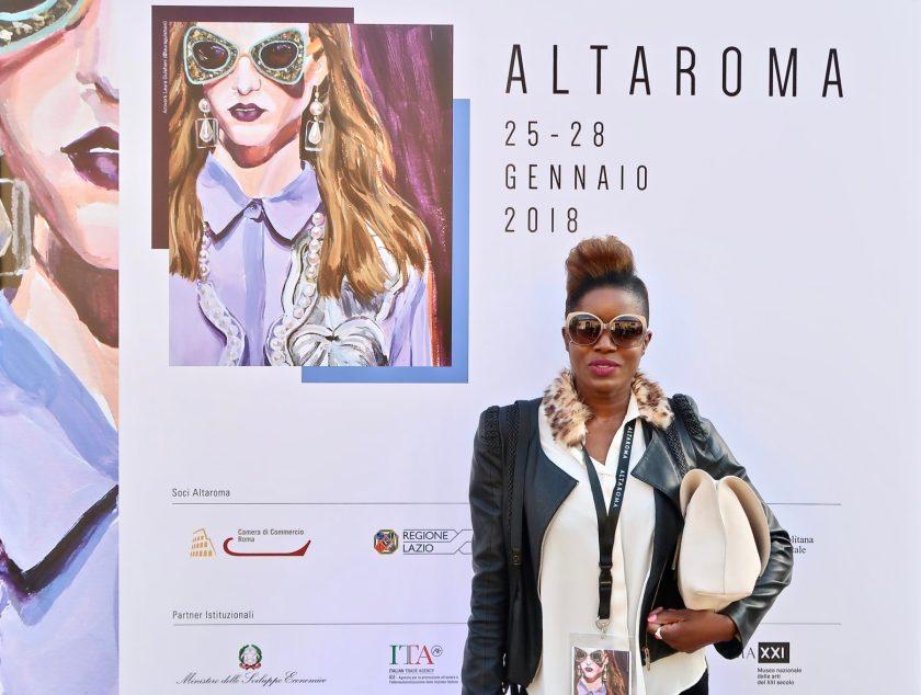 Altaroma FW18/19 -Style Icon Nat