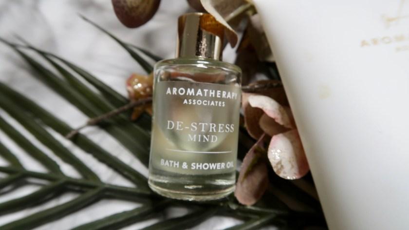 De-Stress Bath & Shower Oil