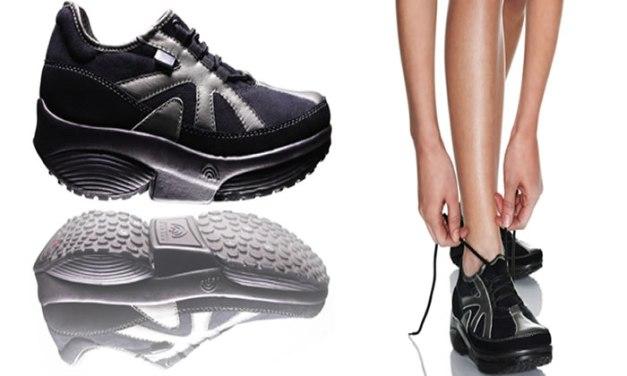 Stretch Walker, el calzado que se adapta al pie