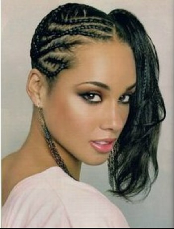 Image Result For Short Hair Ided Hairstyles