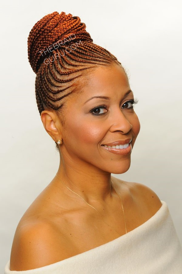 75 Amazing African Braids Check Out This Hot Trend For Summer