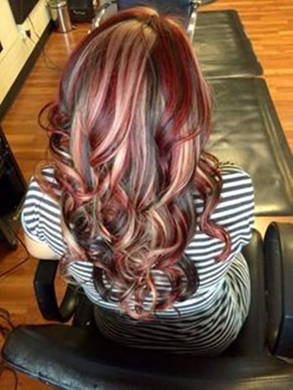 Dark hair color with highlights and lowlights the best hair 2017 highlights and lowlights ideas 4 hair color highlight lowlight pmusecretfo Image collections
