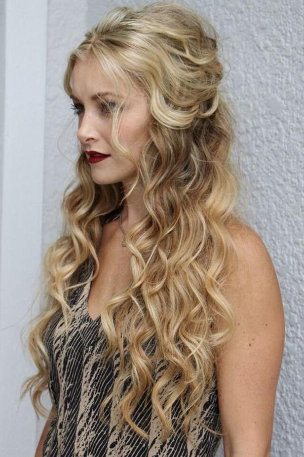 Image Result For Prom Hair Styles For Long Hair