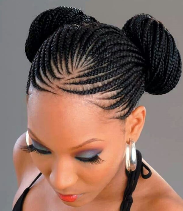 tiny braid style feed in braid hairstyles. - 49040418 feed in braids - Ladies: Choose From These Gorgeous Feed in Braid Hairstyles for your New Look