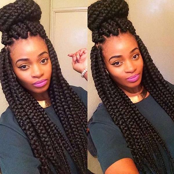 Bold braiding Design feed in braid hairstyles. - 76040418 feed in braids 1 1 - Ladies: Choose From These Gorgeous Feed in Braid Hairstyles for your New Look