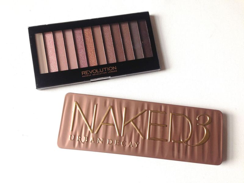 THE DUPE OF DUPES: NAKED 3 vs. ICONIC 3 EYE SHADOW PALETTES
