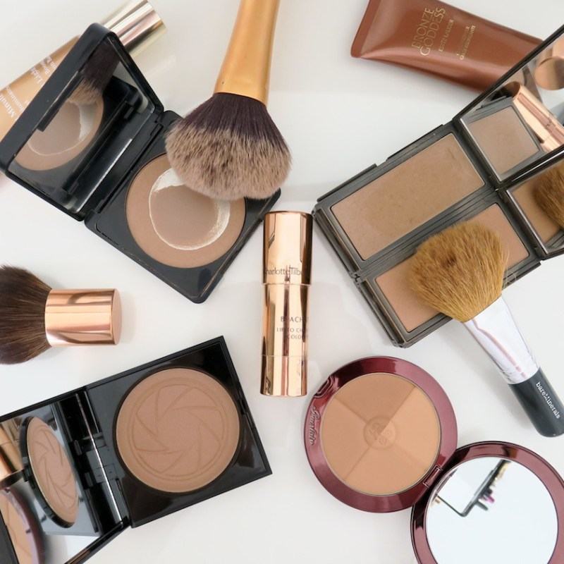 THE BRONZE AGE: MY BRONZER COLLECTION