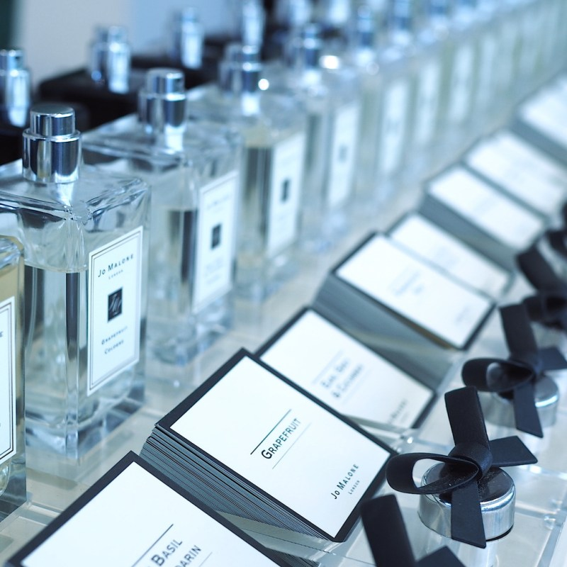 THE ART OF FRAGRANCE COMBINING WITH JO MALONE