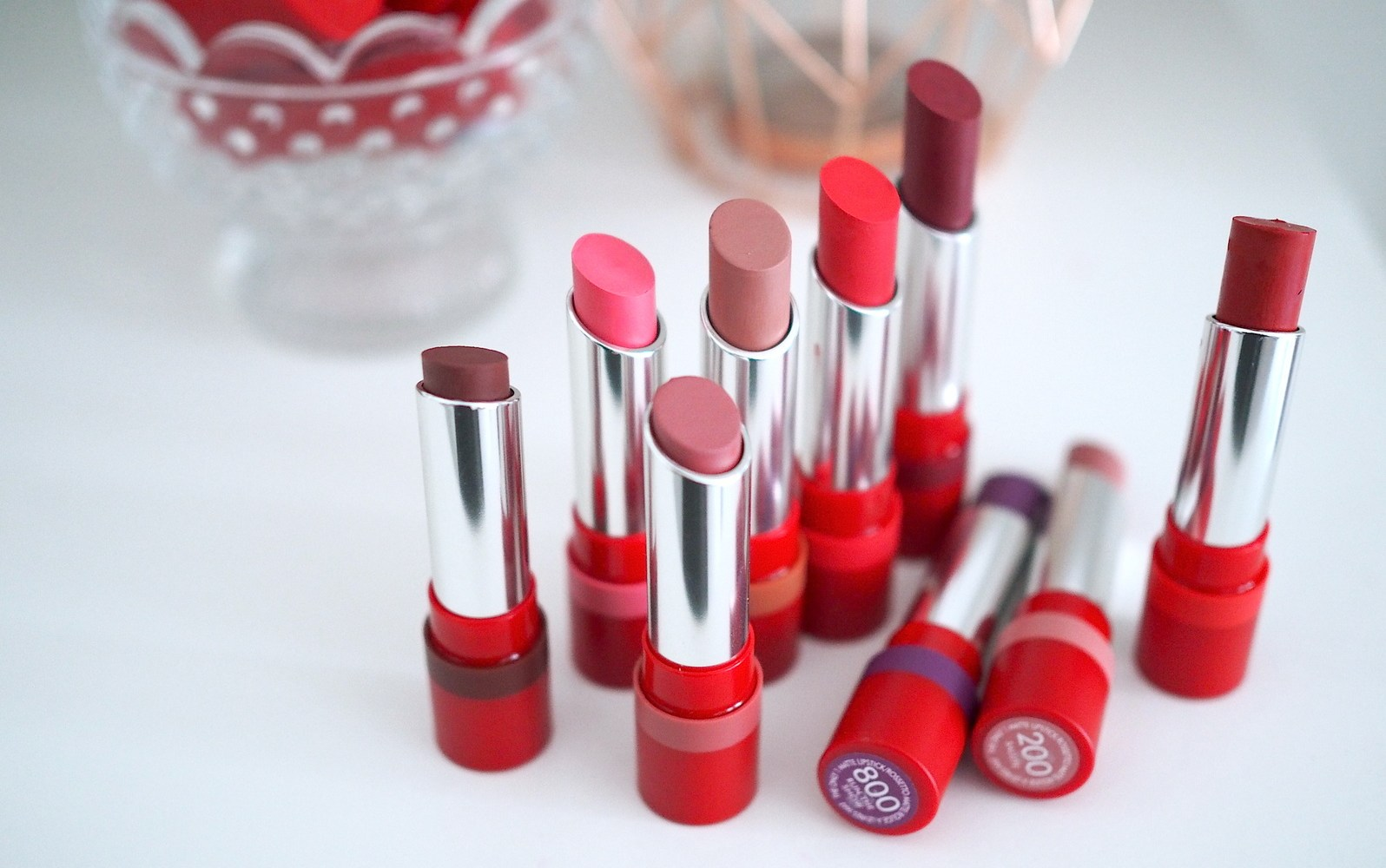 MUST-HAVE MATTE LIPSTICK: RIMMEL THE ONLY 1 #LIPLIBRARY