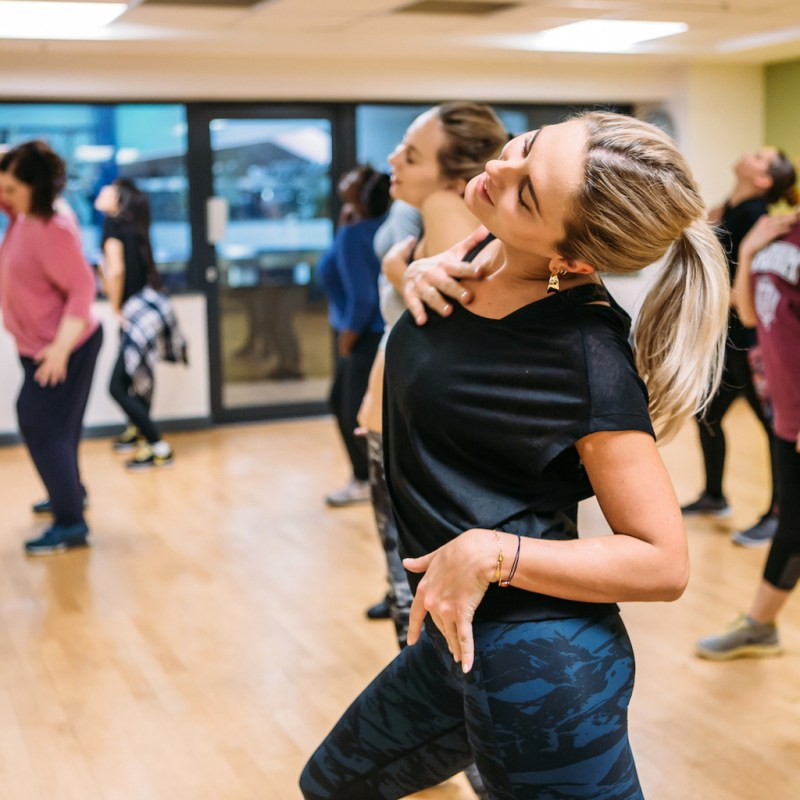A BUCKET LIST BLOG: TAKING A DIVA DANCE CLASS