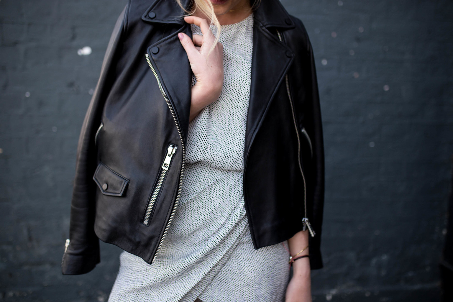 5 REASONS TO INVEST IN A GOOD LEATHER JACKET THIS SPRING