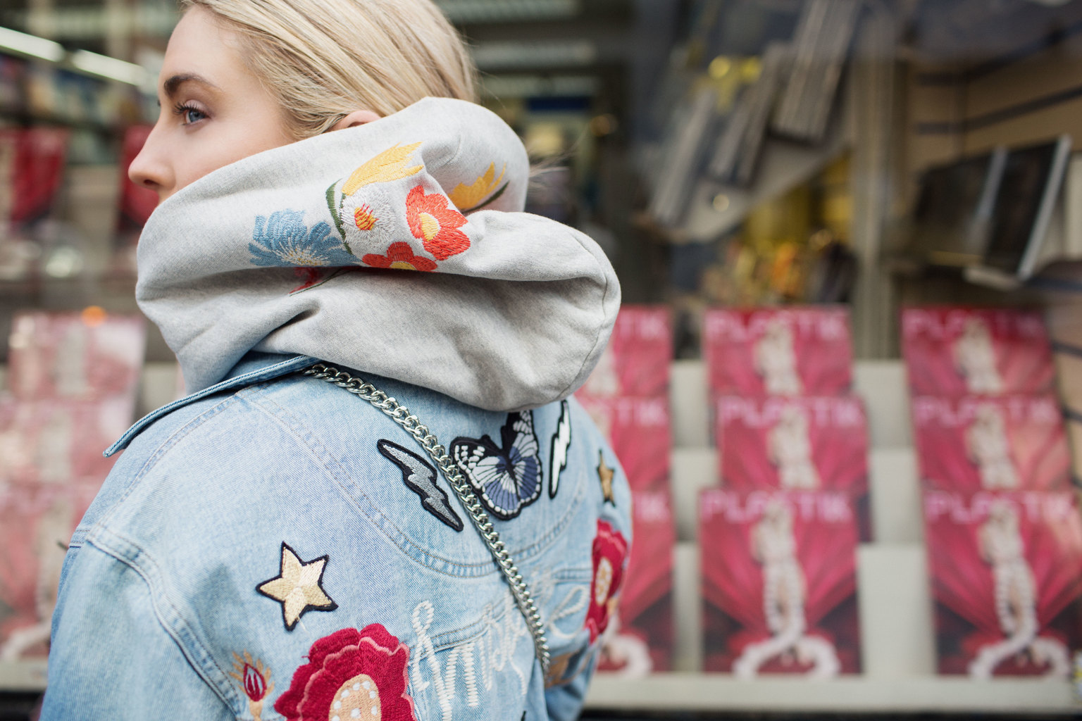 HAUTE HOODIE: FASHION'S MOST UNSUSPECTING TREND GETS ELEVATED
