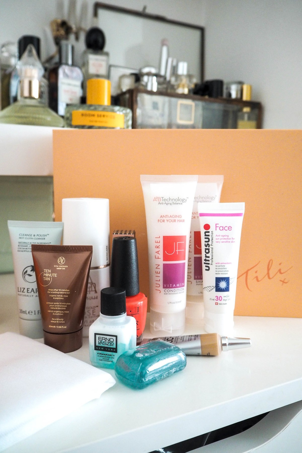 TILI BEAUTY BOX UNBOXING + 1ST IMPRESSIONS