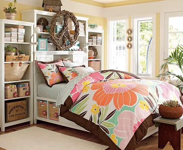 50 Room Design Ideas for Teenage Girls - Style Motivation on Teenage Girls Room Decor  id=72269