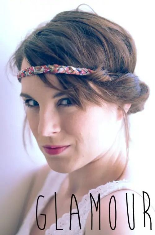 25 Stylish DIY Hair Accessories Style Motivation