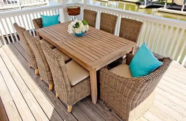 18 amazing outdoor table decor ideas