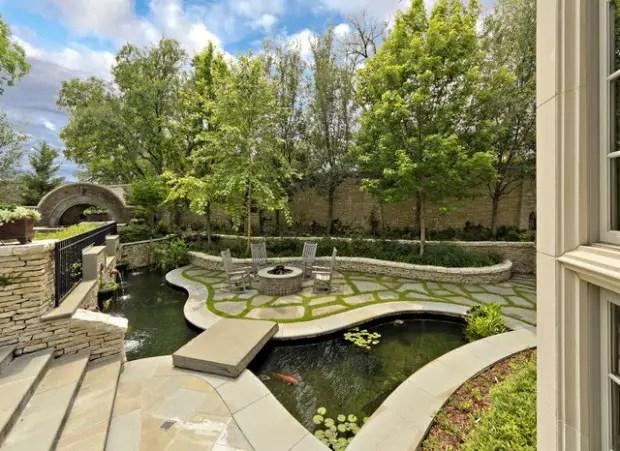 20 Great Pond Design Ideas for Your Garden - Style Motivation on Landscape Pond Design id=77364