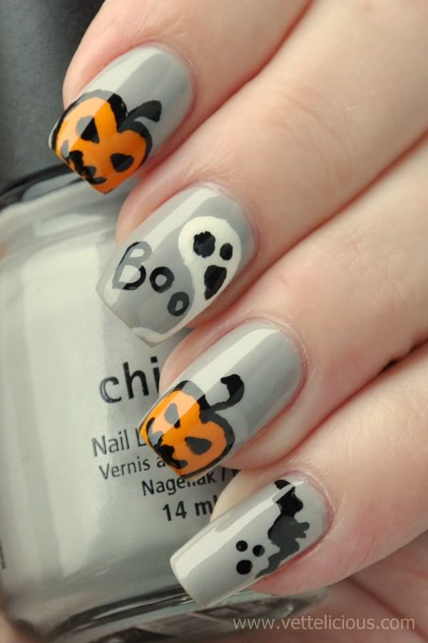 23 Easy Creative And Funny Nail Art Ideas For