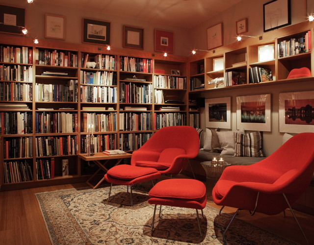23 Amazing Home Library Design Ideas for All Book Lovers ...