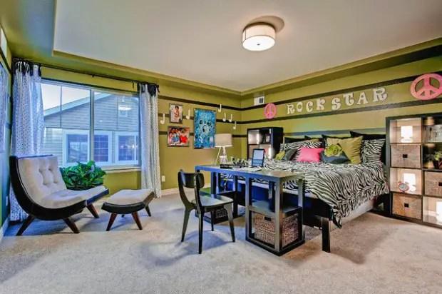 31 Amazing Teenage Bedroom Design Ideas - Style Motivation on Amazing Bedroom Ideas  id=64076