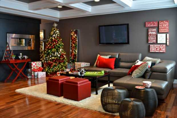 16 Brilliant Ideas How to Decorate Your Living Room for ... on How To Decorate Your Room  id=71370