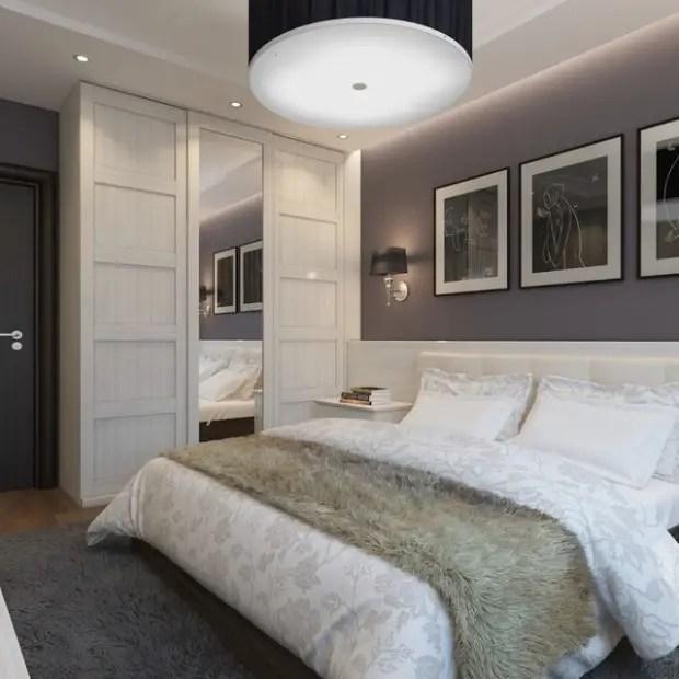 21 Modern Master Bedroom Design Ideas