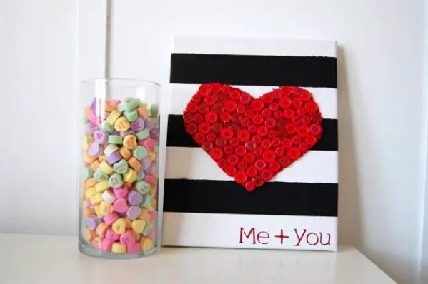 21 Amazing DIY Valentine's Day Decorations - Style Motivation