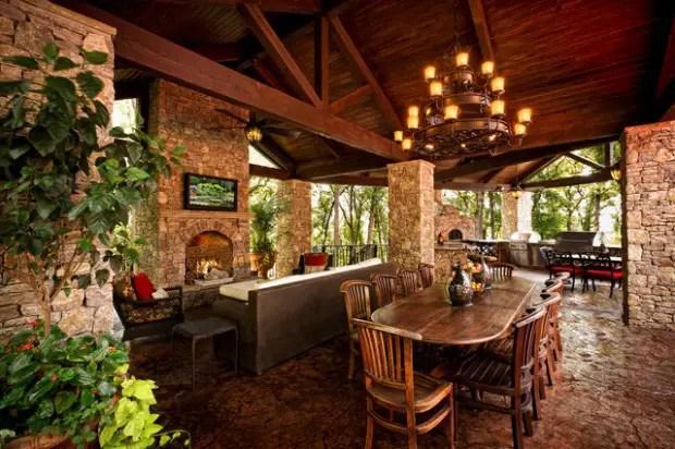 21 Luxury Patio Design Ideas For Inspiration - Style ... on Luxury Backyard Patios id=32339