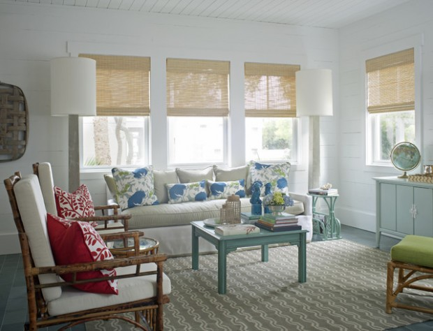 18 Beach Cottage Interior Design Ideas Inspired by The Sea ...
