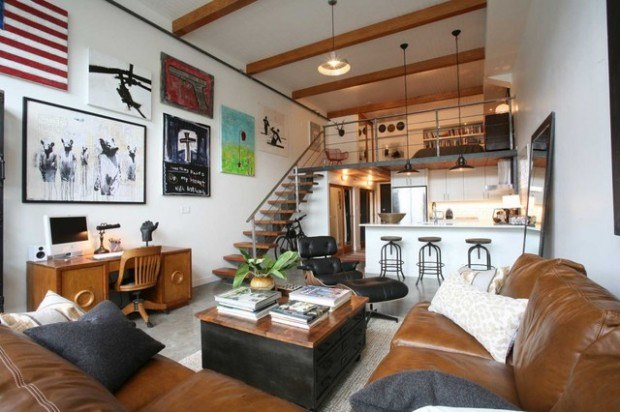 18 Functional And Creative Design And Decor Ideas For Small Apartments Style Motivation