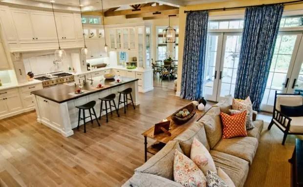 17 Open Concept Kitchen Living Room Design Ideas Style Motivation Part 66
